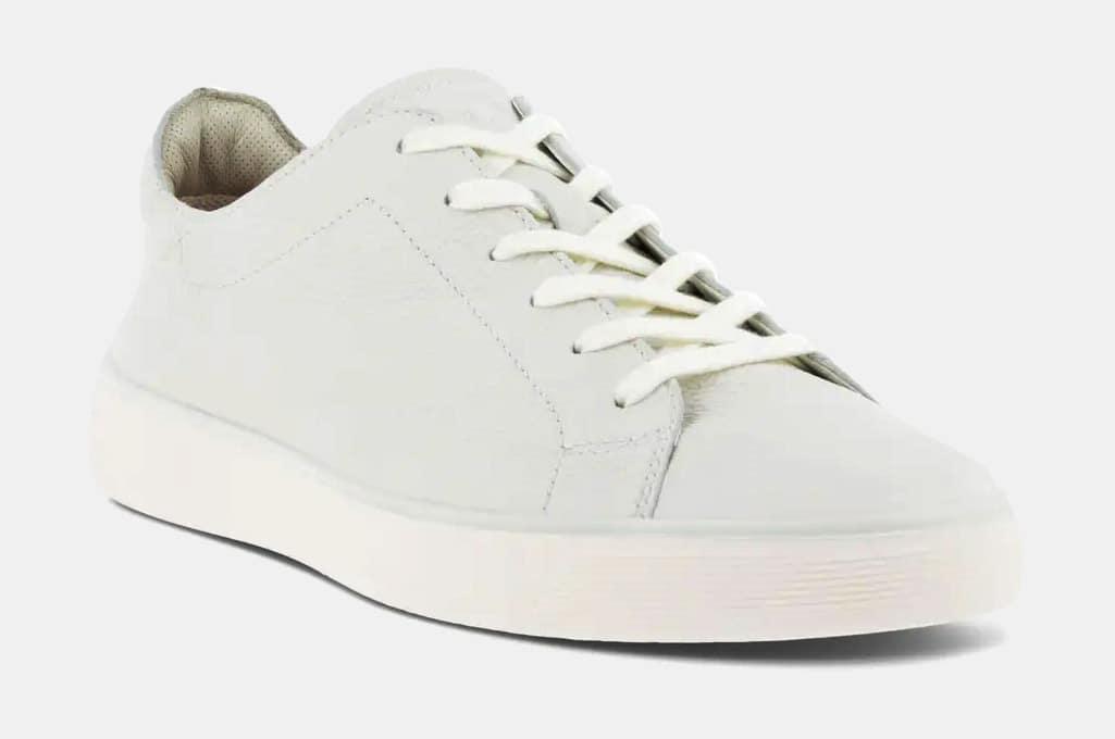 ECCO Street Tray Retro Sneaker