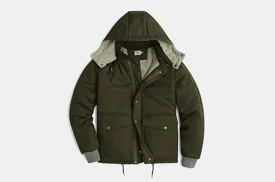 Faherty Brand Polar Fjord Puffer