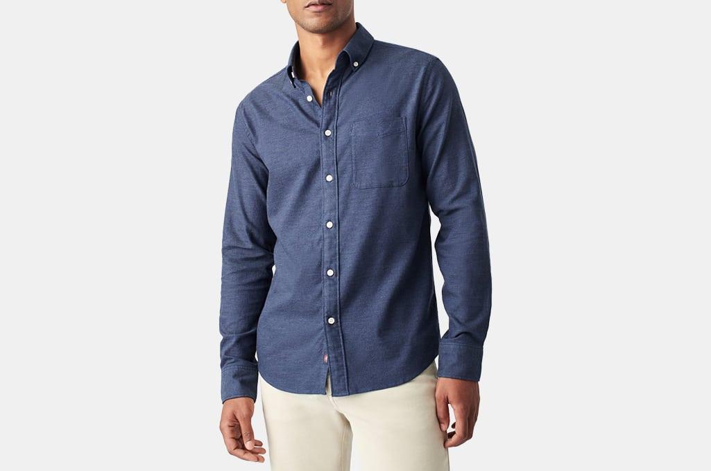 Faherty Stretch Oxford Shirt 2.0