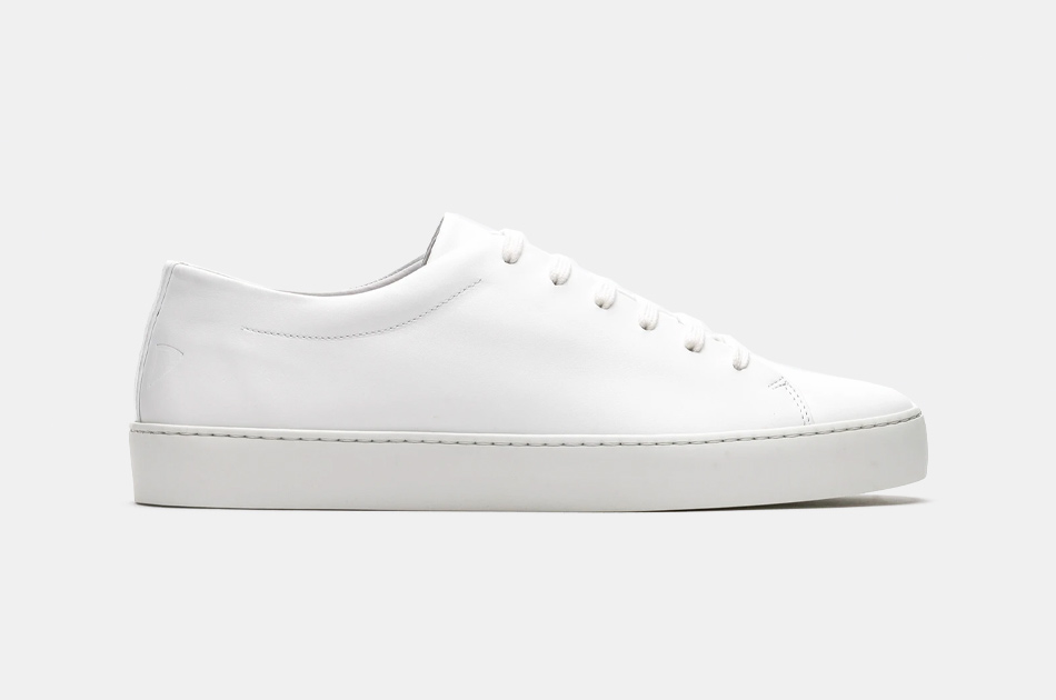 JAK Royal White Sneakers