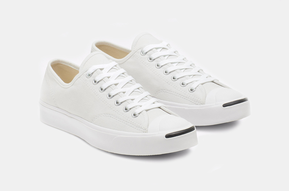 Jack Purcell Canvas Low Top Sneaker