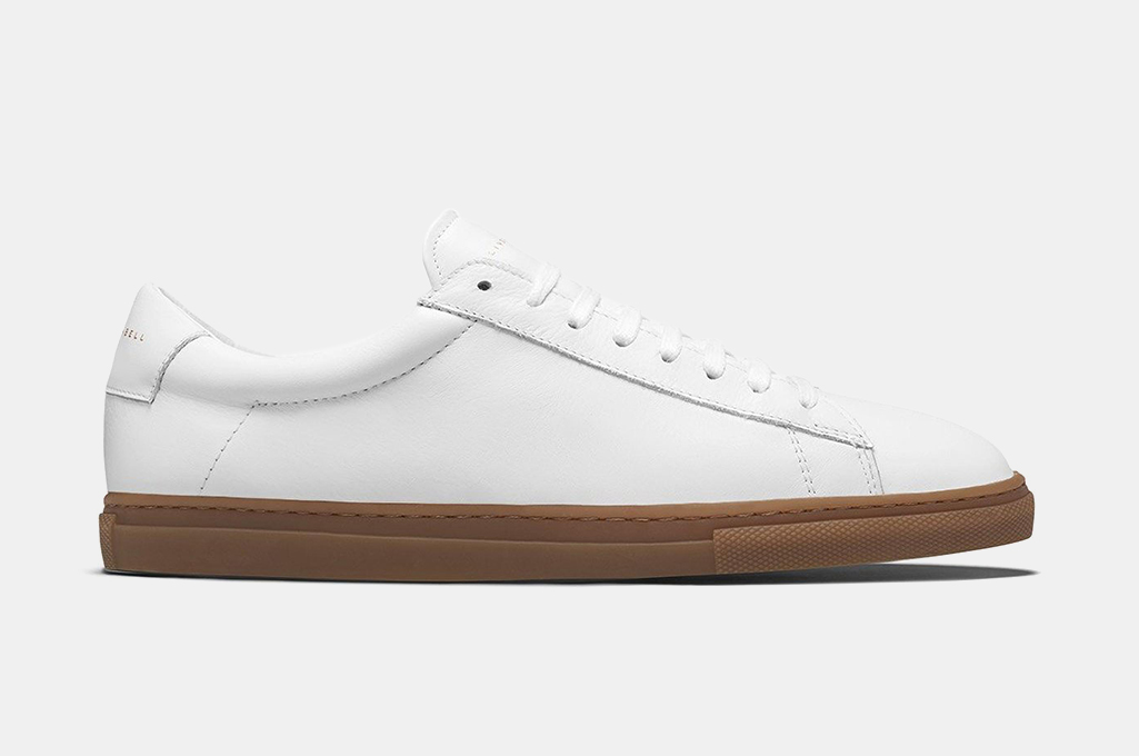 Oliver Cabell Low 1 Sneakers in White Gum