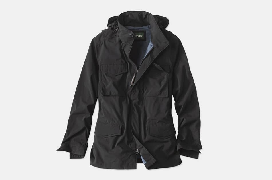 Orvis Burrows Field Jacket
