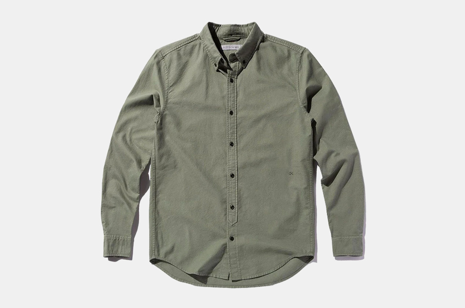 Outerknown Nomadic Oxford Shirt