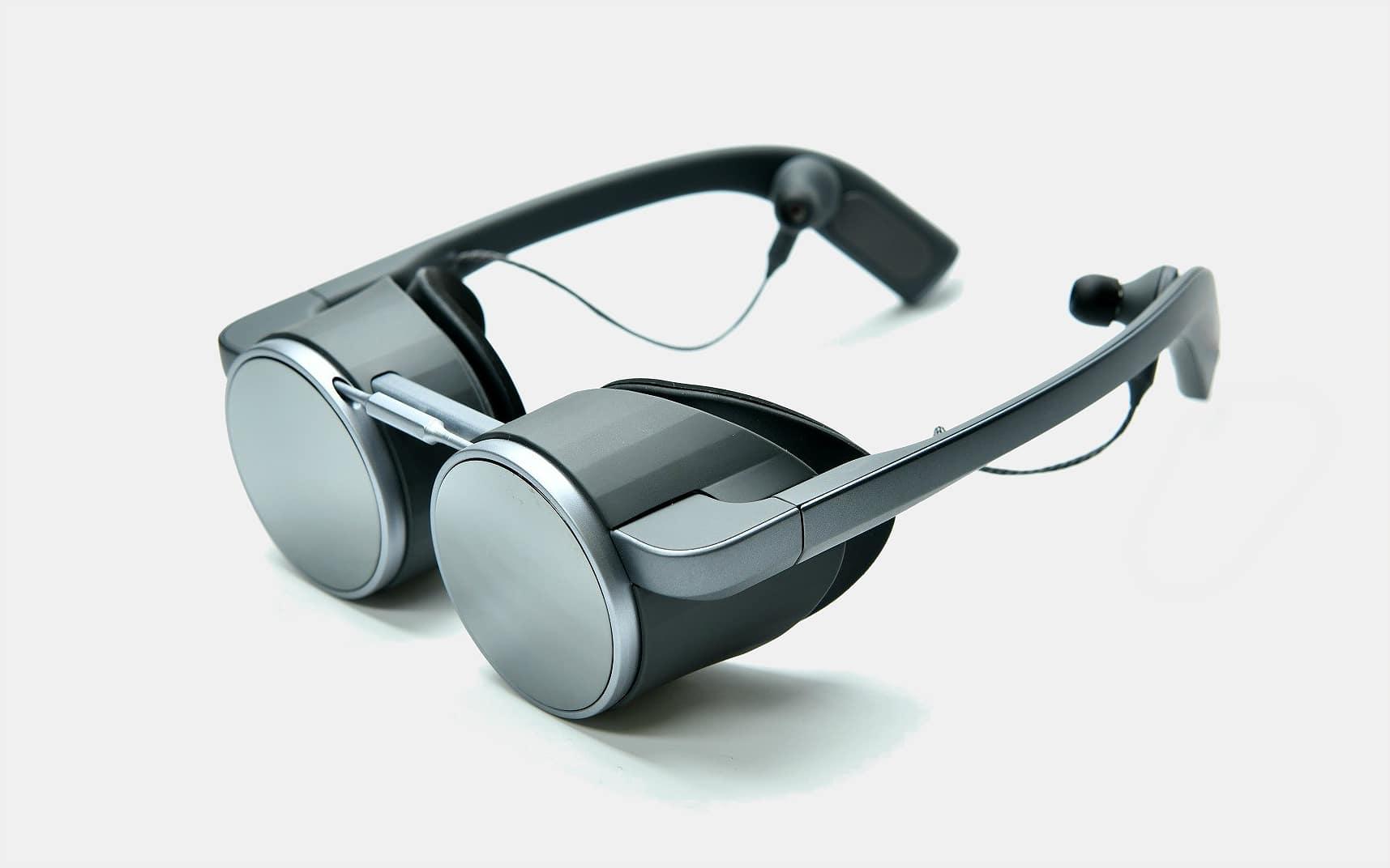 Panasonic HDR UHD VR Glasses