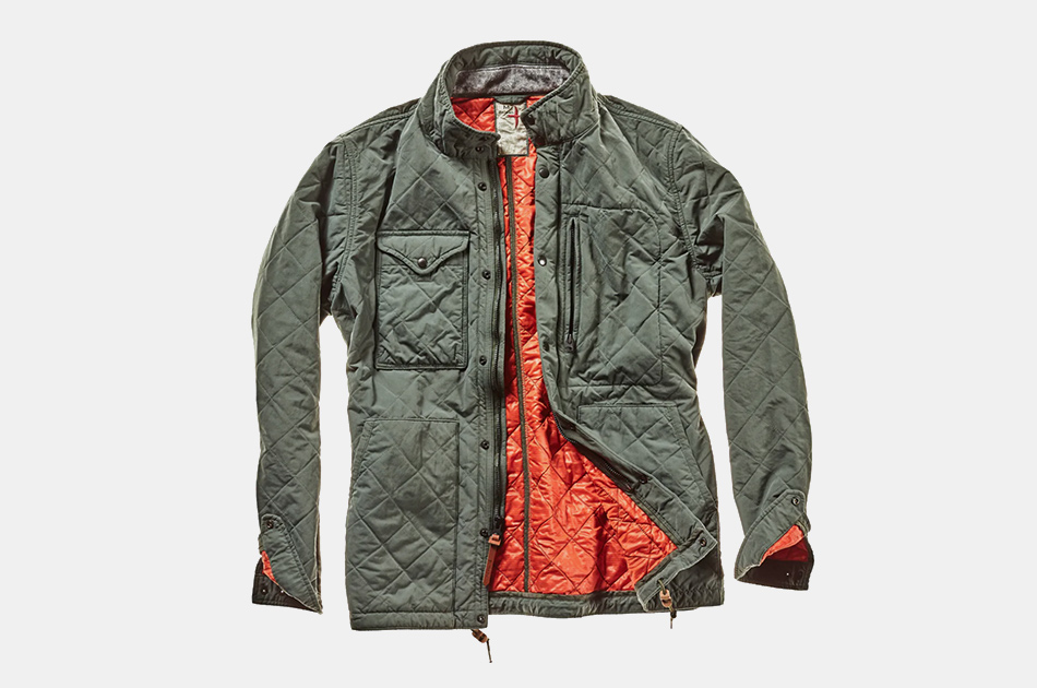 Relwen Quilted Tanker