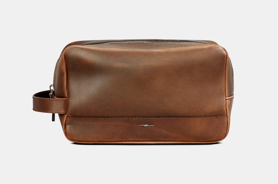 Shinola Navigator Zip Travel Kit