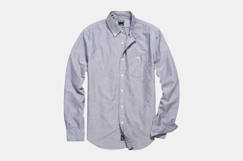 Todd Snyder Favorite Oxford Shirt