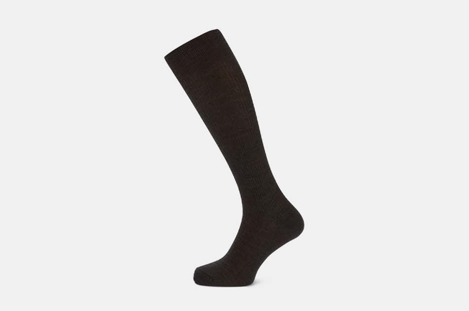 Turnbull & Asser Merino Wool Socks