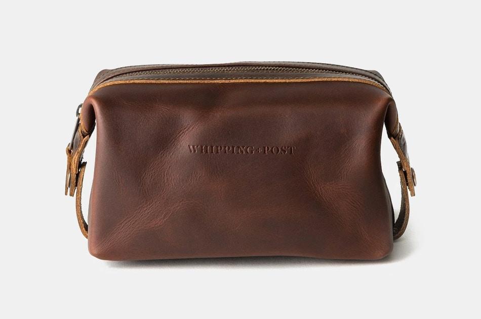 WP Standard Legacy Leather Dopp Kit