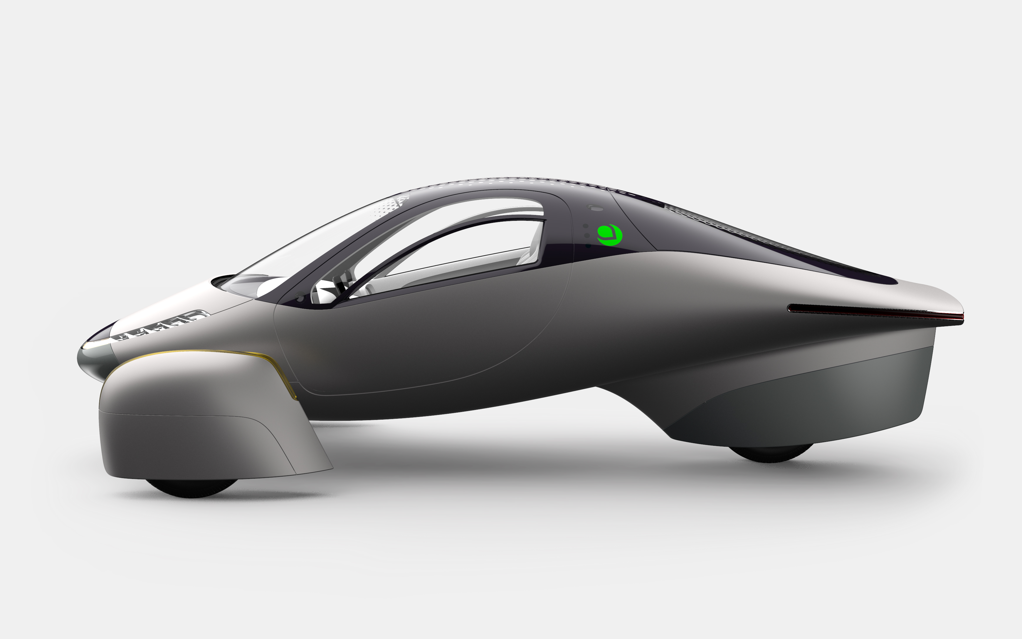 Aptera Solar-Powered Electric Vehicle