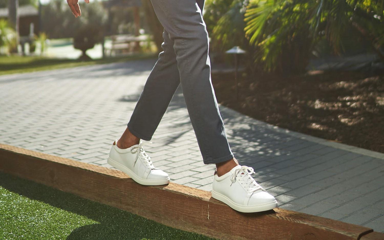 Best All-White Sneakers For Men