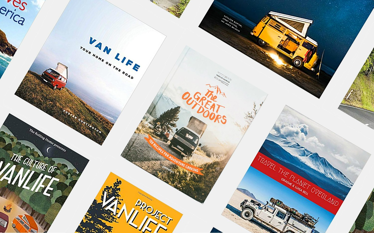 Best Van Life Books