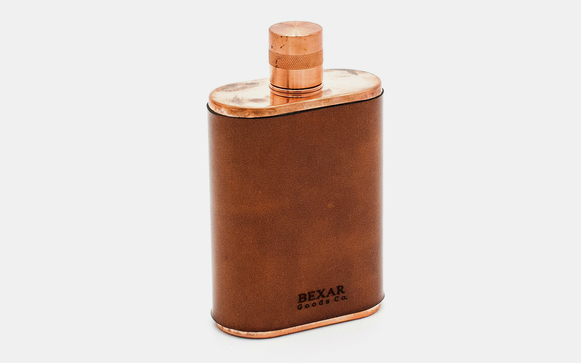 Bexar Goods x Jacob Bromwell Vermonter Flask