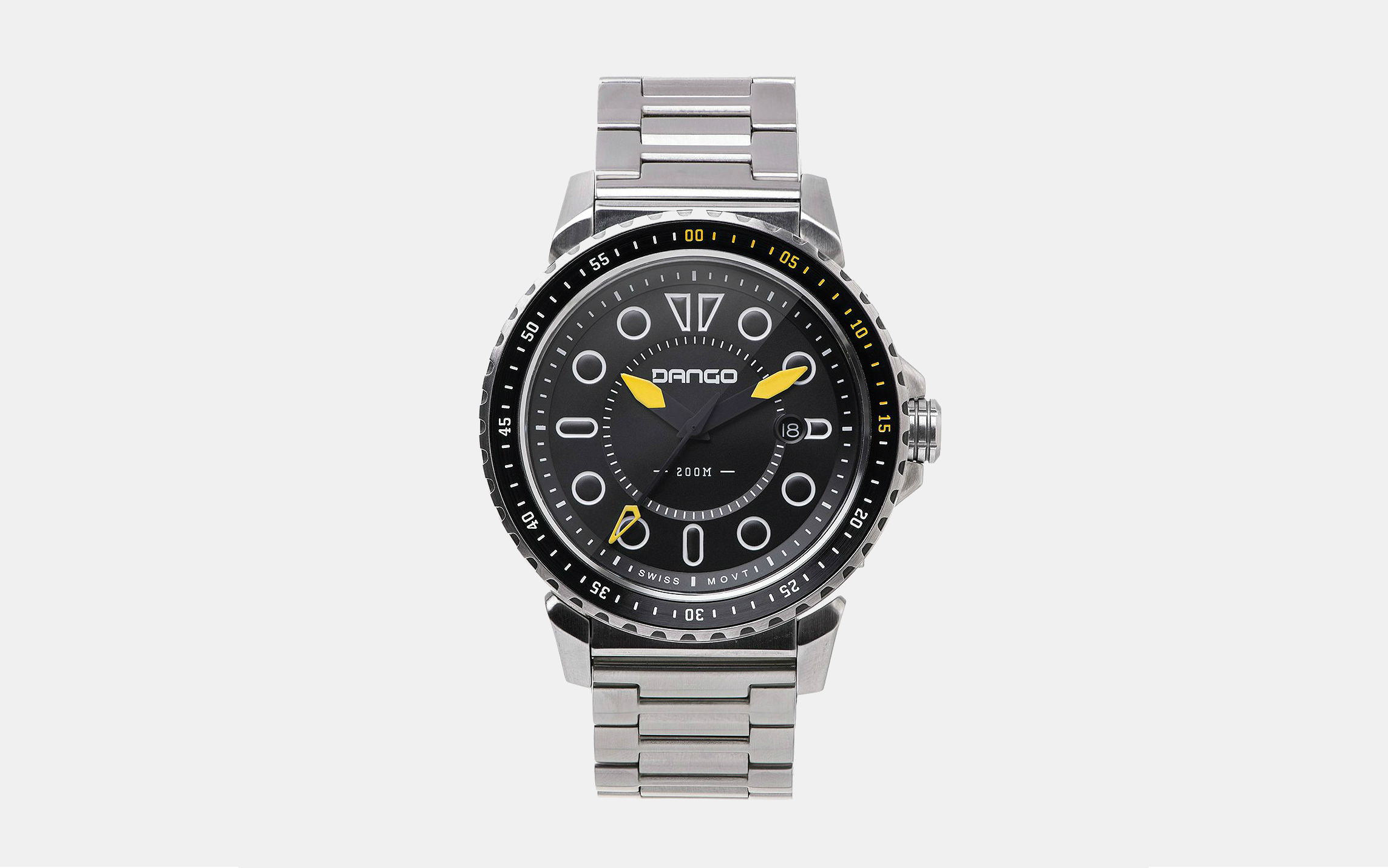 Dango DV-01 Dive Watch