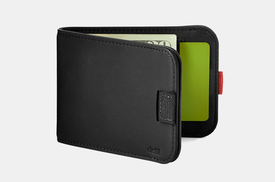 Distil Union Wally Bifold Wallet