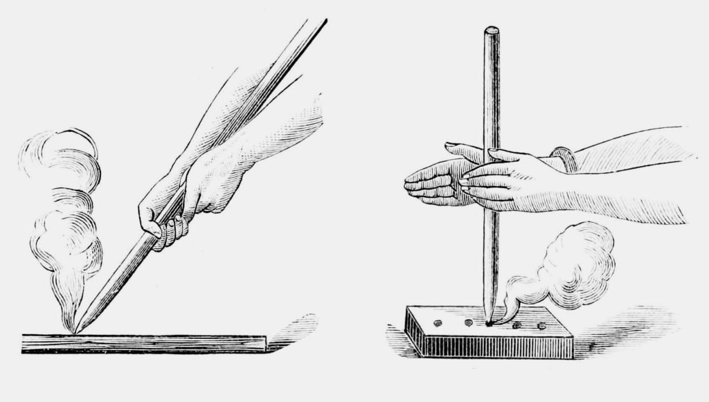 How To Start a Fire With A Hand Drill