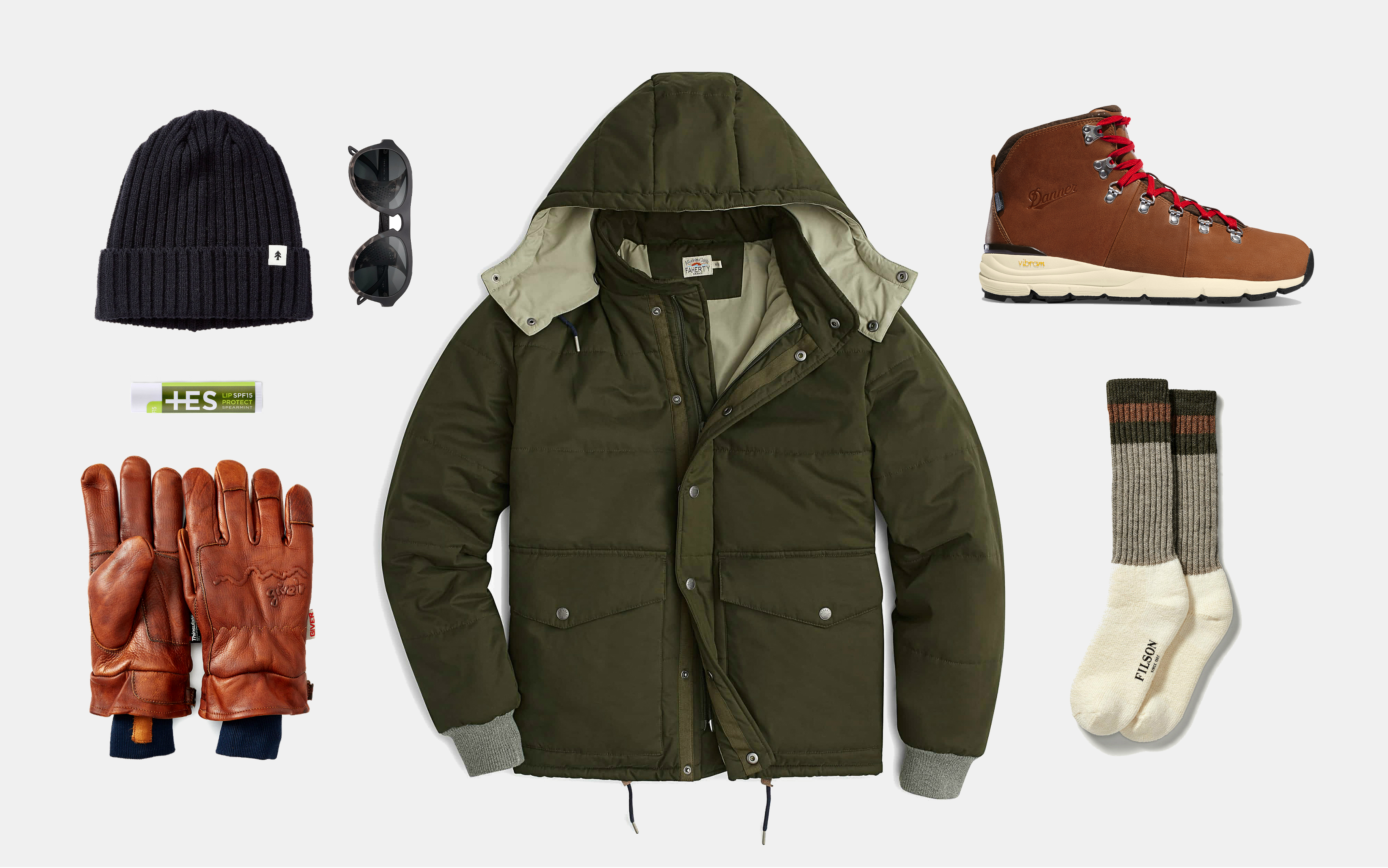 Winter Weather Essentials For Men
