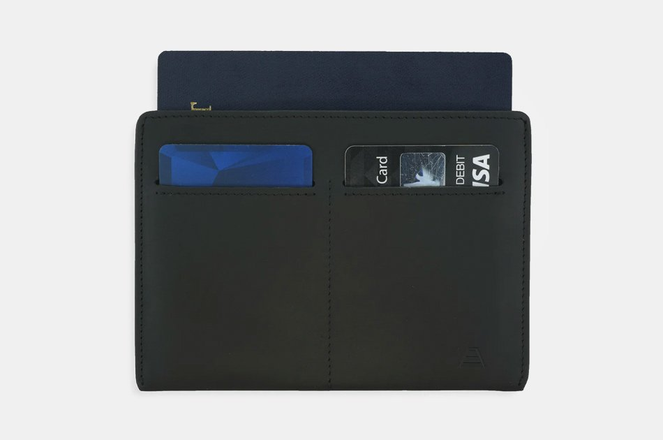 Andar The Atlas Passport Wallet