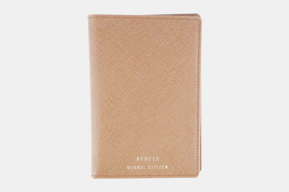 Apolis Transit Issue Passport Holder