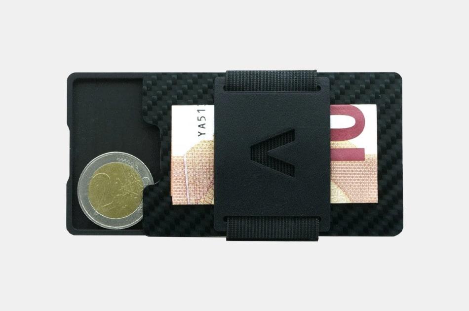 Aviator Carbon Fiber Wallet