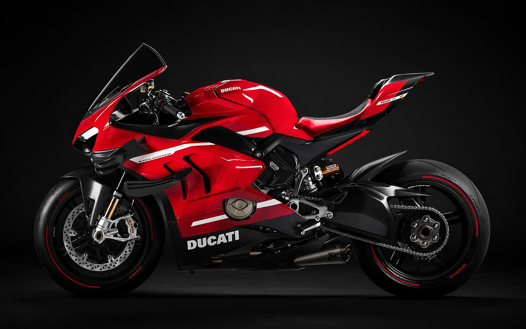 Ducati Superleggera V4 Motorcycle