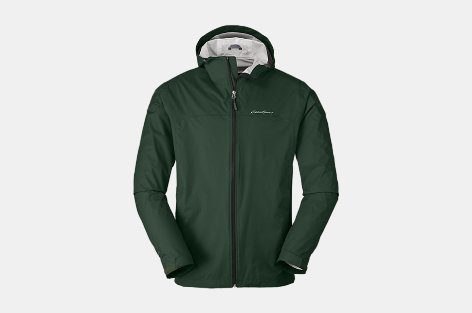 Eddie Bauer Cloud Cap Lightweight Rain Jacket