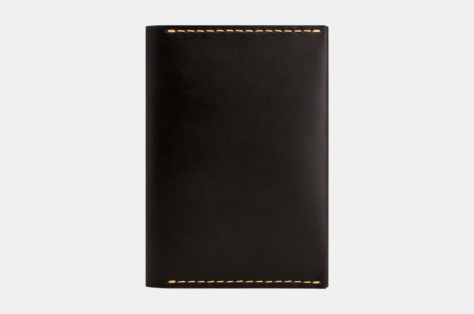 Ezra Arthur Leather Passport Wallet