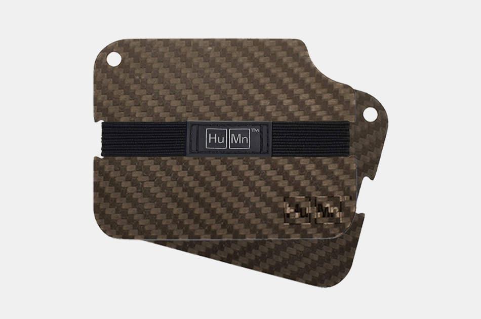 HuMn Carbon Fiber Wallet