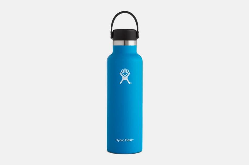 Hydro Flask Standard-Mouth Vacuum Water Bottle