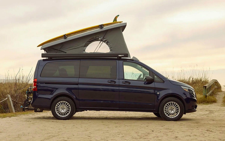Mercedes-Benz Weekender Camper Van