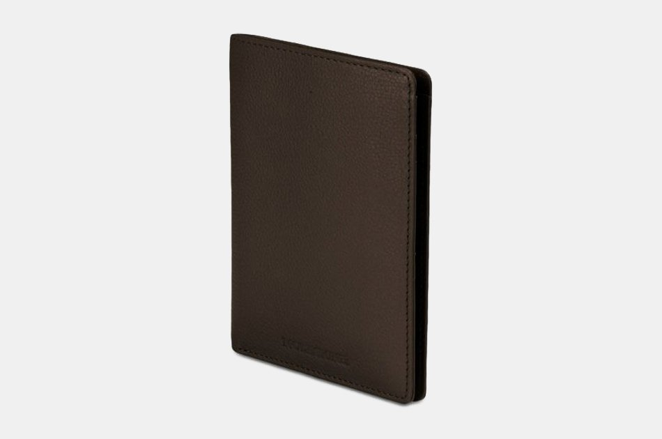 Moleskine Lineage Leather Passport Wallet