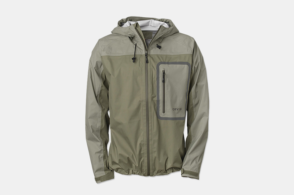 Orvis Encounter Packable Rain Jacket