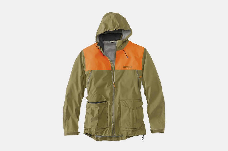 Orvis Toughshell Waterproof Upland Jacket