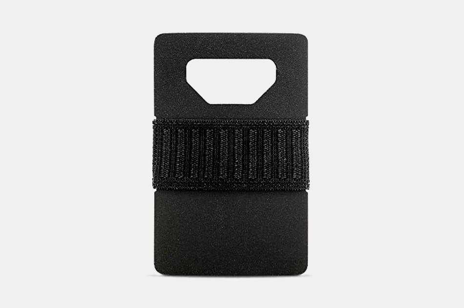 Spine Titanium Wallet