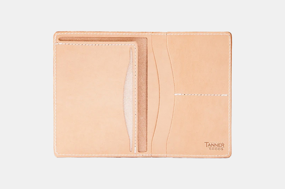 Tanner Goods Travel Wallet