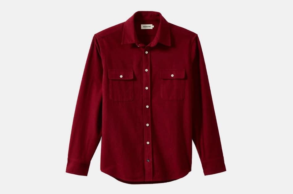 Taylor Stitch Yosemite Shirt