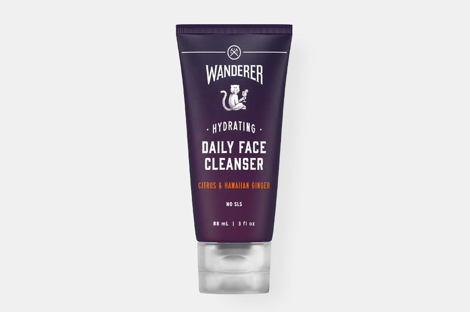 Wanderer Hydrating Daily Face Cleanser