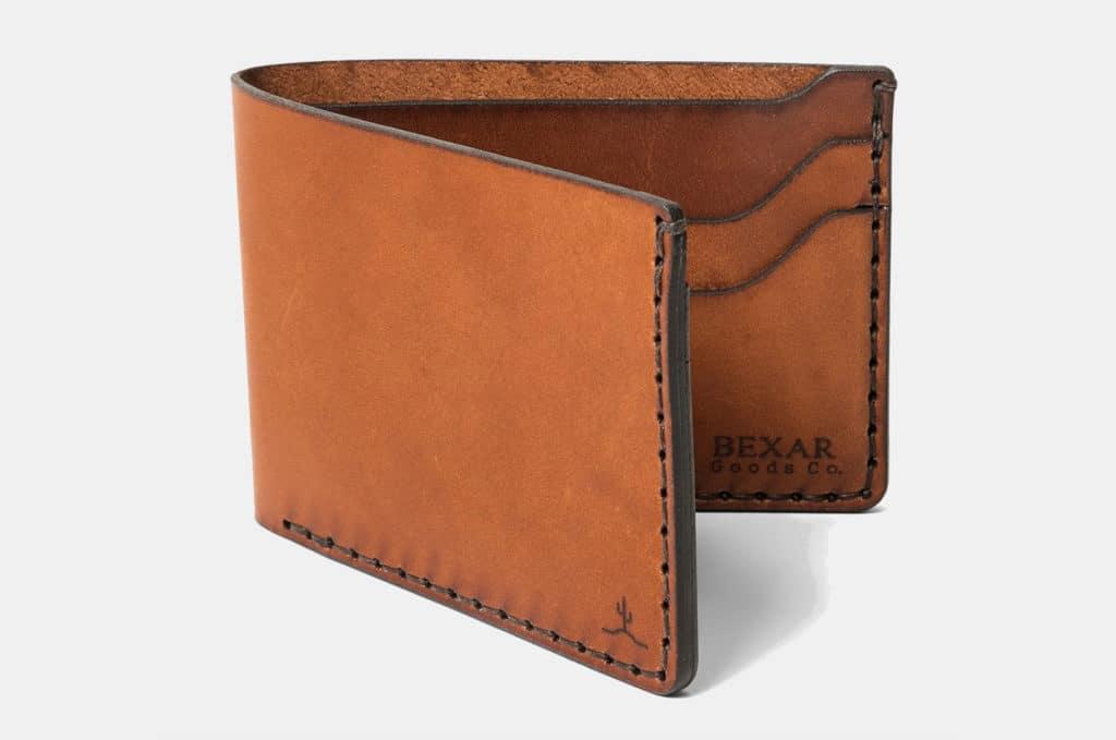 Bexar Goods No. 07 Bifold Wallet