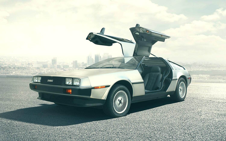 The New DeLorean