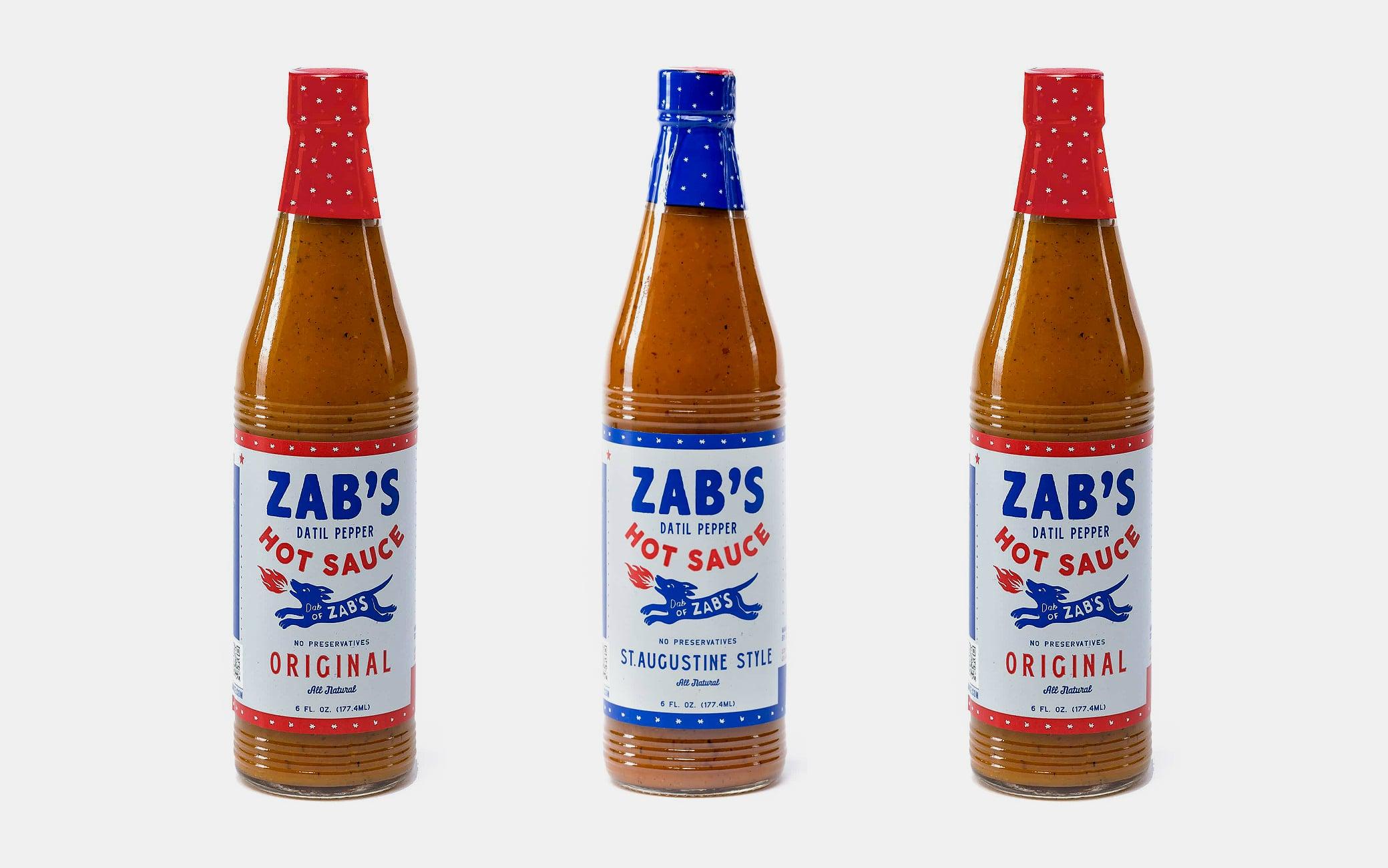 Zab's Hot Sauce