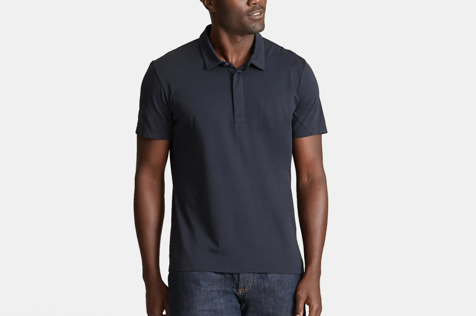 Aether Knit Polo