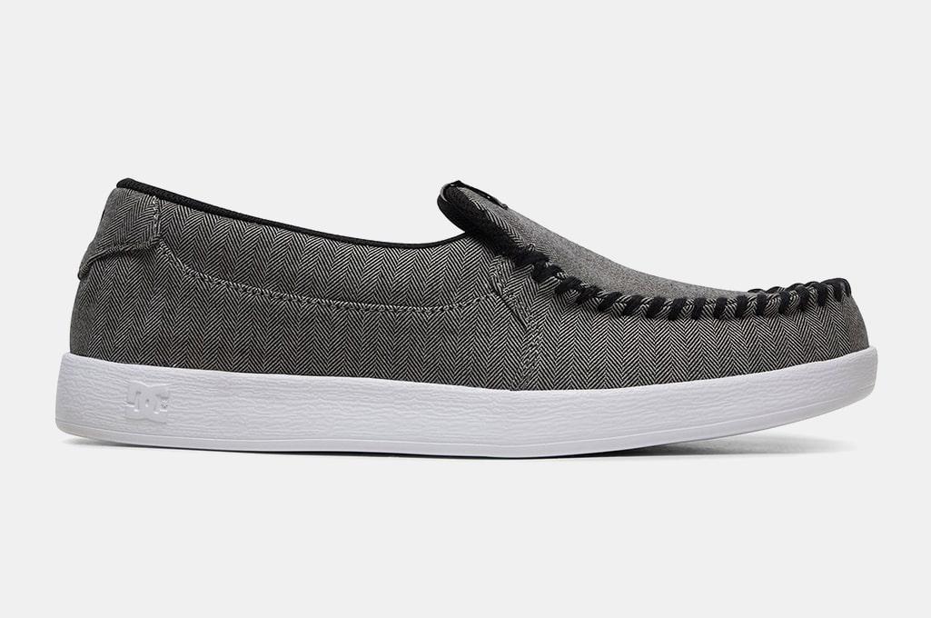 DC Villain SE Slip-On Shoes