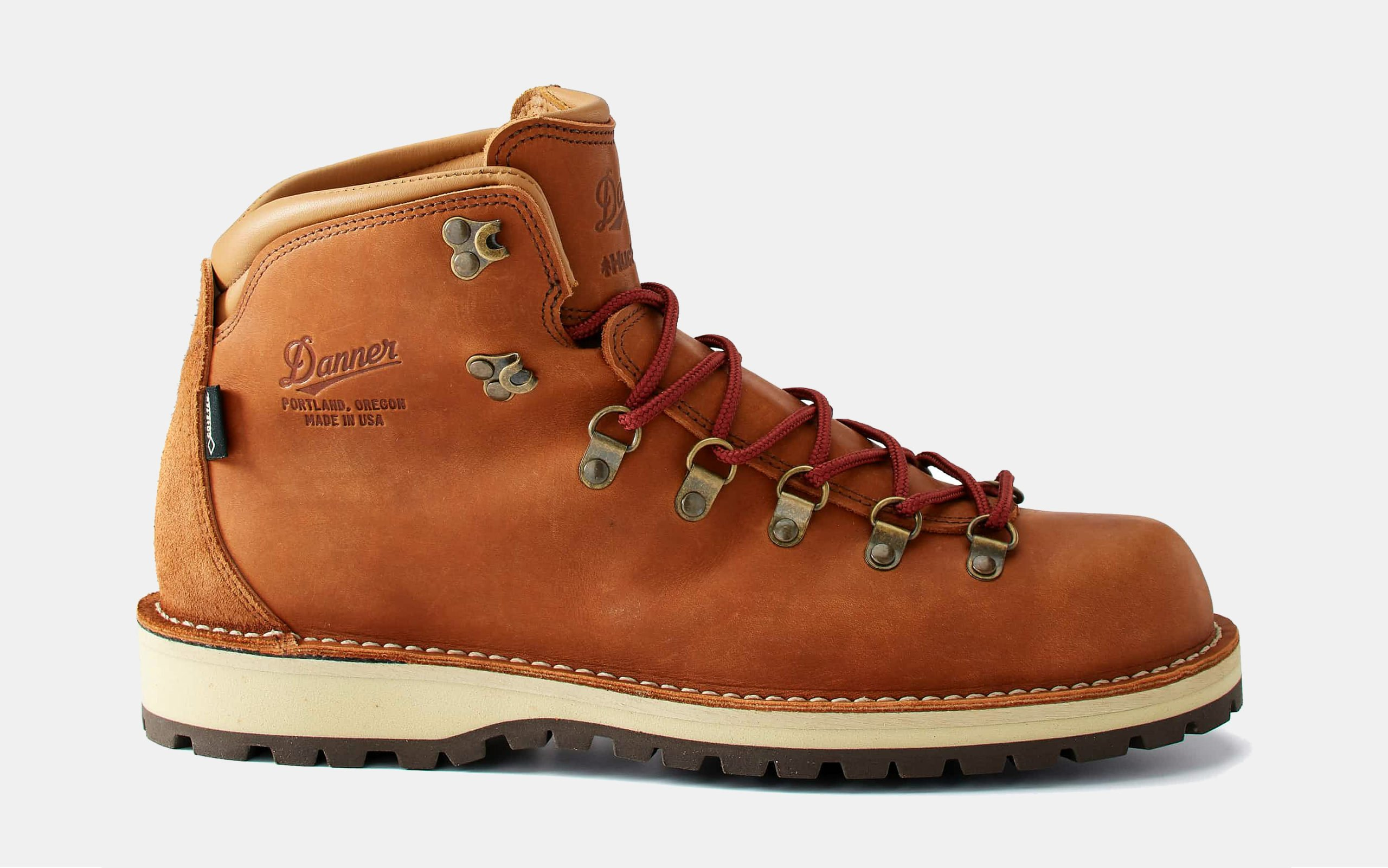 Danner x Huckberry Mountain Pass 'Gold Rush' Boots