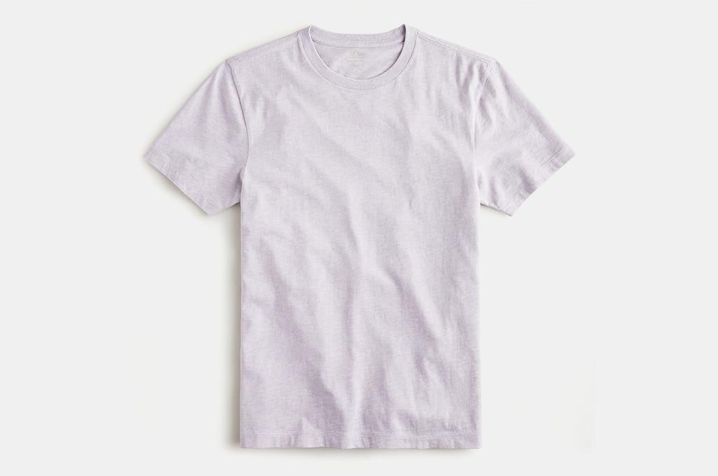 J.Crew Broken-in Short-Sleeve T-shirt