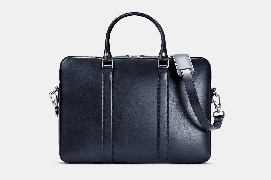 Linjer Soft Briefcase