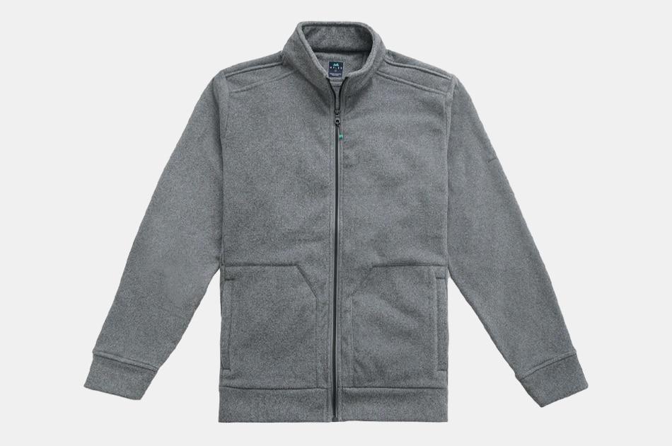 Myles Farallon Full Zip Jacket