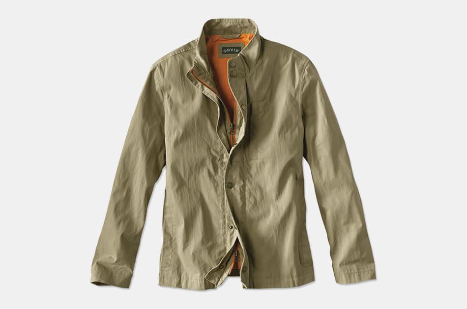 Orvis Highpoint Trucker Jacket