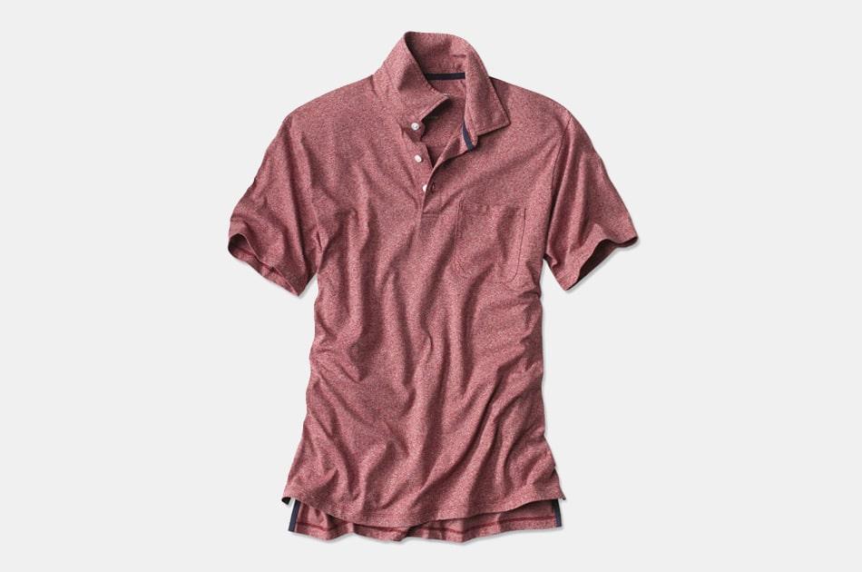 Orvis Performance Polo Shirt