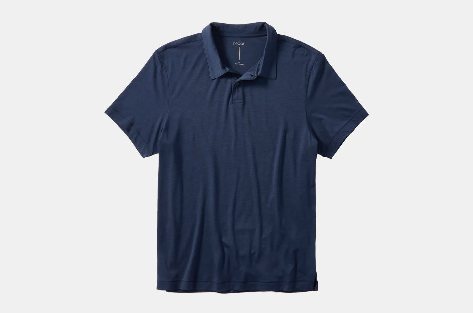 Proof 72 Hour Merino Polo Shirt